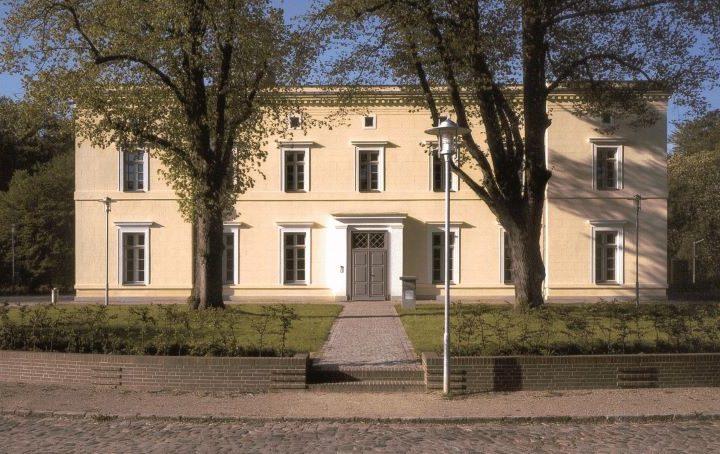 Otto-von-Bismarck-Stiftung, Friedrichsruh
