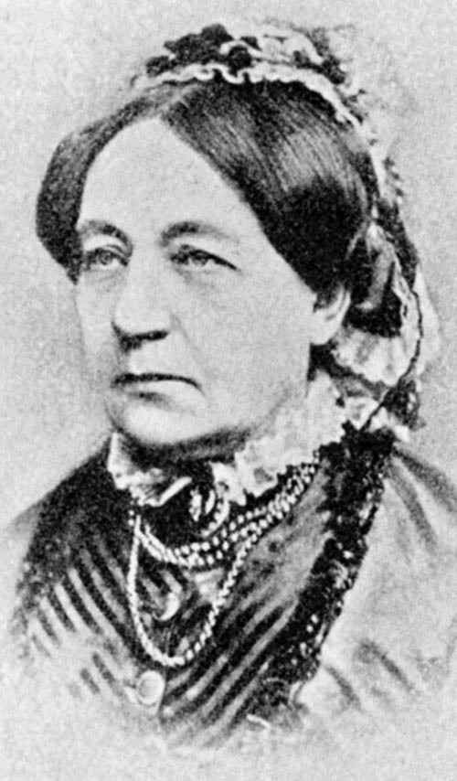 Louise Otto-Peters (1819-1895)
