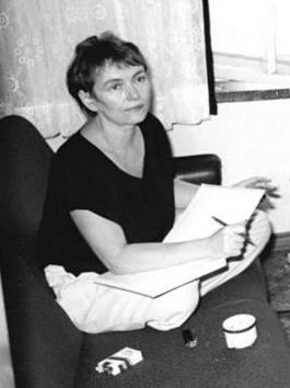 Bärbel Bohley (1945-2010)