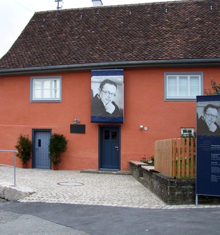 Erinnerungsstätte Matthias Erzberger