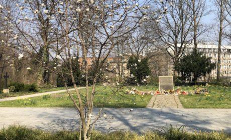 Friedhof der Märzgefallenen