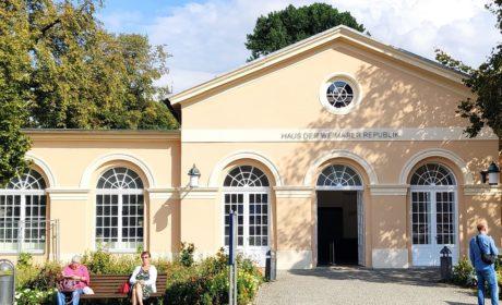 Haus der Weimarer Republik