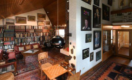 Wohnhaus von Helmut und Loki Schmidt