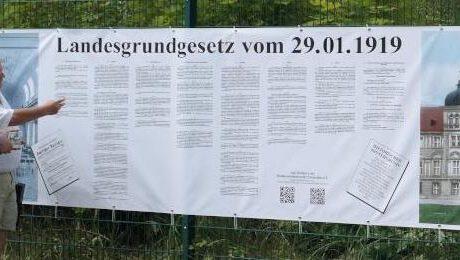 Residenzschloss Neustrelitz