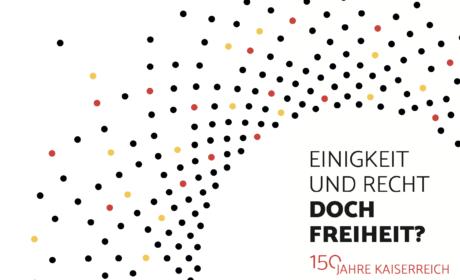 """Digitaler Diskussionsabend """"150 Jahre Reichsgründung"""""""