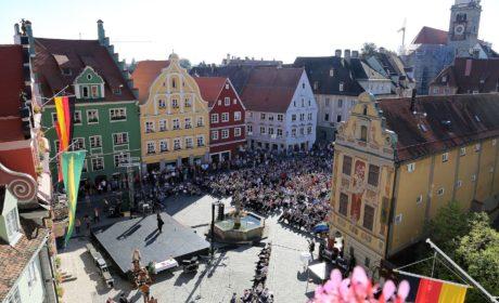 Memmingen – Stadt der Freiheitsrechte