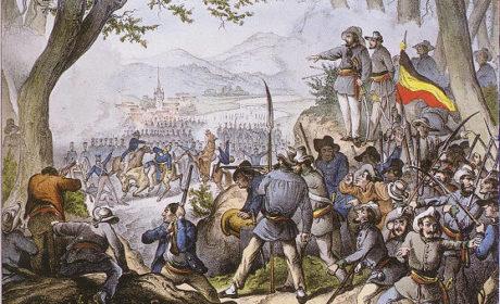 Freiheitskämpfer und Mythos